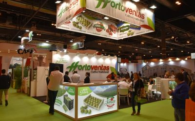 Hortoventas en Fruit Attraction 2018